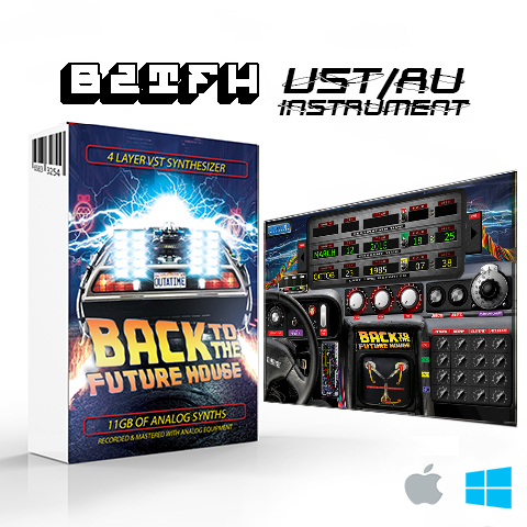 B2TFH VST/AU – Audiopluginshop